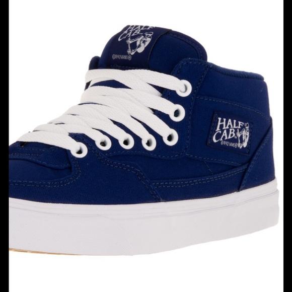 55e6d966cd9c1f VANS Half Cab Skate Shoes Sneakers New